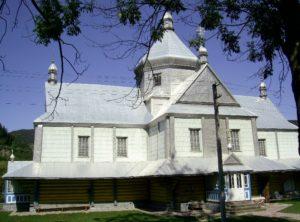 Церква у Соколівці