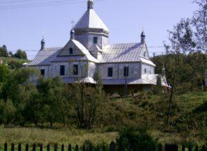 Церква у Яворові