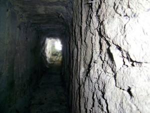Труба каміну у замку Чернелиці