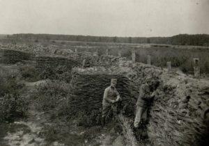 Укріплення біля Коломиї, Перша світова війна