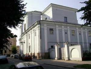 Вірменський собор з іншої сторони, тепер тут - православна семінарія