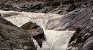 Водоспад Гук у Шешорах