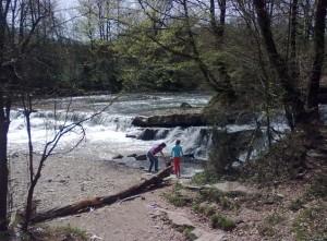 Водоспад у Бубнищі
