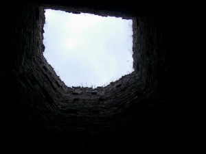 Всередині башти