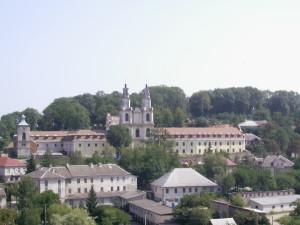 Католицький монастир-конвент у місті Бучач