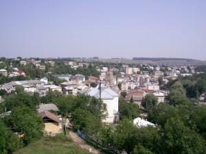 Панорама Бучача