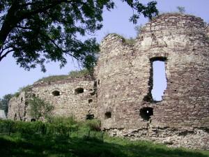 Замок у Бучачі