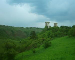 Замок у Червонограді (село Нирків)