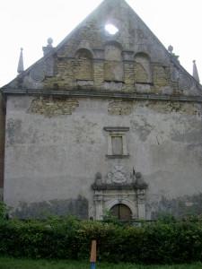 Костел XVII ст. у Чернелиці
