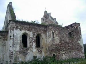 Костел у Червонограді