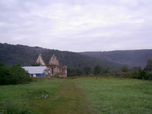 Костел у Червограді
