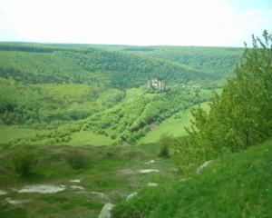 Замок у Червонограді