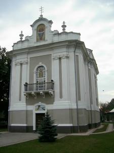 Успенська церква у Городенці