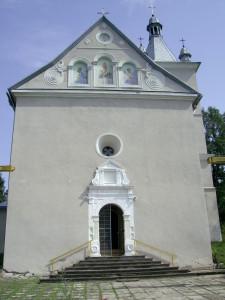 Вірменська церква у смт Язловець