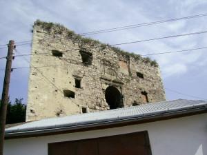 Головна башта Язлівецького замку