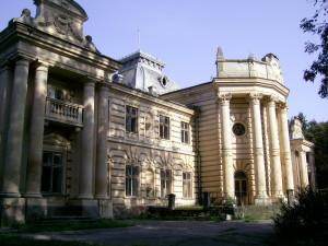 Палац графа Бадені у Коропці