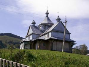 Церква на Буковецькому перевалі
