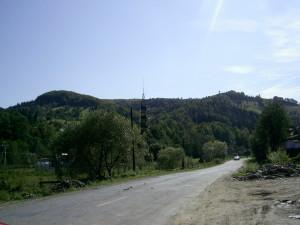 Карпати у Яворові