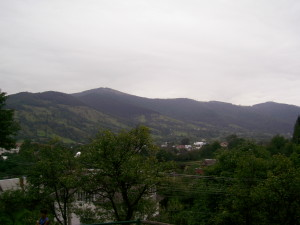 Гора Маковиця у Яремчі