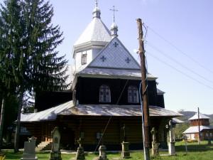 Церква святого Василія Великого у Косові