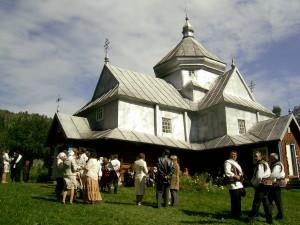 Церква у Криворівні