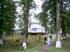 Церква в Лоєвій Надвірнянського району