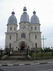 Місто Надвірна, церква
