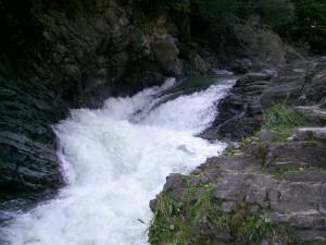 Водоспад у Шешорах