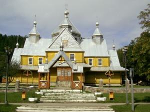 Церква у Верховині