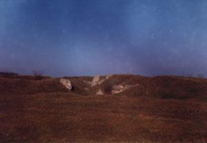 Австрійська фортеця у Нижневі. Фото 2000 року