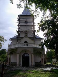 Костел у Болехові