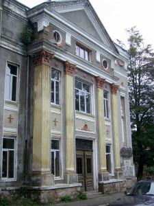 Дім товариства Сокіл у місті Калуш