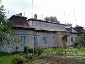 Замок Балабанів у смт Перегінськ