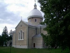 Церква Пресвятої Трійці у Снятині