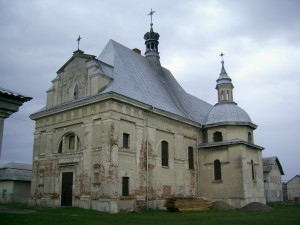 Костел Матері Божої святого Скапулярію у Снятині