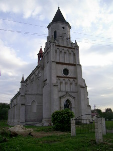 Костел у Заболотові
