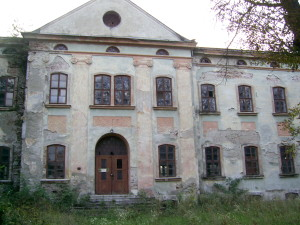 Тютюнова фабрика у Заболотові