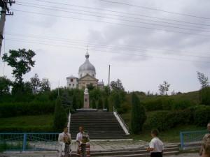Церква у селі Чесники