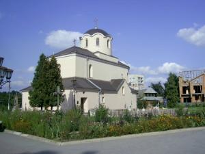 Церква Різдва XV ст. у місті Галич