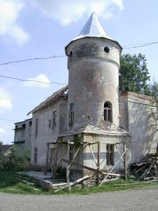 Будинок австрійського гарнізону в Єзуполі
