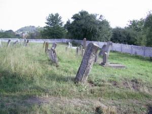Караїмське кладовище на території городища Гробиська, Залуква