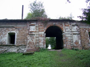 Замок у Маріямполі