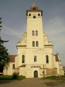 Оборонний костел святого Миколая XV столітття у Рогатині