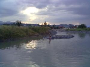 Солені озера в Солотвино