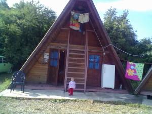 Фінський будиночок на Дачії-Люкс