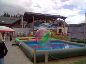 Розваги для дітей на буковельському курорті
