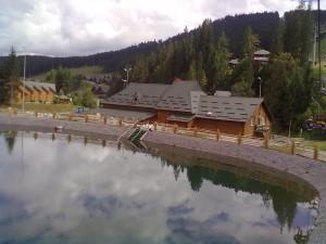 Високогірне штучне озеро
