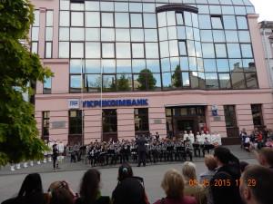 Оркестр на Дні міста Івано-Франківськ у 2015 році