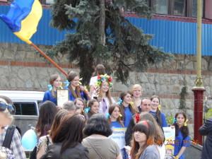 Учасники дитячого пісенного конкурсу