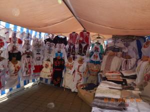 Вишиванки на фестивалі в Івано-Франківську